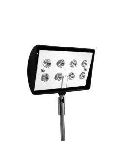 Närbild lampa Expand LED-spotlight