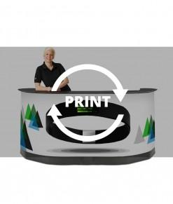 nytt tryck Expand PodiumCase XL mässbord mässdisk podium