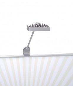 Expolinc LED banner light inkl. väska miljövänlig LED-belysning spotlight lampa till rollups från Expolinc