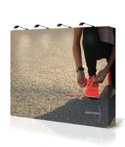 Mässvägg med tryck. Köp Spennare Pop Up Textile S30 idag!
