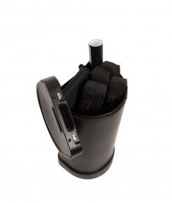 Spennare Podium Box Medium är perfekt för förvaring, frakt och transport av bla rollups och mässväggar.