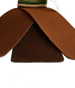 Brun mörkbrun nålfiltsmatta / mässmatta / montermatta / eventmatta - Marron 4960. Köp hel rulle eller måttbeställ storlek och form. Bra pris, snabb leverans Stockholm o Sverige.