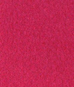 Cerise nålfiltsmatta / mässmatta / montermatta / eventmatta - Framboise 2340. Köp hel rulle eller måttbeställ storlek och form.