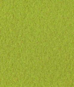 Grön ljusgrön nålfiltsmatta / mässmatta / montermatta / eventmatta - Anis 1323. Köp hel rulle eller måttbeställ storlek och form.
