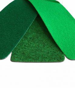Grön melerad grönmelerad nålfiltsmatta / mässmatta / montermatta / eventmatta - Vert Chine 4980. Köp hel rulle eller måttbeställ storlek och form. Bra pris, snabb leverans Stockholm o Sverige.