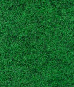 Grön melerad grönmelerad nålfiltsmatta / mässmatta / montermatta / eventmatta - Vert Chine 4980. Köp hel rulle eller måttbeställ storlek och form.