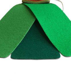 Grön flaskgrön mörkgrön nålfiltsmatta / mässmatta / montermatta / eventmatta - Vert Fonce 4971. Köp hel rulle eller måttbeställ storlek och form. Bra pris, snabb leverans Stockholm o Sverige.