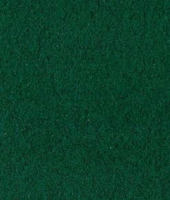 Grön flaskgrön mörkgrön nålfiltsmatta / mässmatta / montermatta / eventmatta - Vert Fonce 4971. Köp hel rulle eller måttbeställ storlek och form.