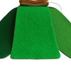 Grön nålfiltsmatta / mässmatta / montermatta / eventmatta - Vert Pre 4966. Köp hel rulle eller måttbeställ storlek och form. Bra pris, snabb leverans Stockholm o Sverige.