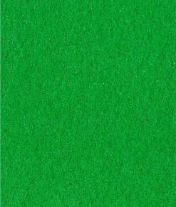 Grön nålfiltsmatta / mässmatta / montermatta / eventmatta - Vert Pre 4966. Köp hel rulle eller måttbeställ storlek och form.