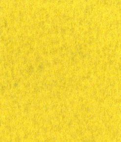 Gul nålfiltsmatta / mässmatta / montermatta / eventmatta - Jaune 4965. Köp hel rulle eller måttbeställ storlek och form.