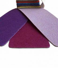 Lila nålfiltsmatta / mässmatta / montermatta / eventmatta - Violet 4968. Köp hel rulle eller måttbeställ storlek och form. Bra pris, snabb leverans Stockholm o Sverige
