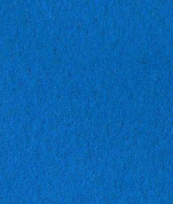 Blå ljusblå nålfiltsmatta / mässmatta / montermatta / eventmatta - Bleu Clair 4969. Köp hel rulle eller måttbeställ storlek och form.