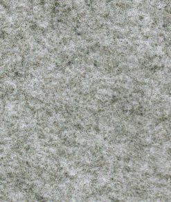 Grå ljusgrå melerad gråmelerad nålfiltsmatta / mässmatta / montermatta / eventmatta - Gris Souris Chine 4892. Köp hel rulle eller måttbeställ storlek och form.