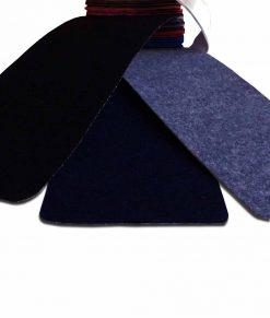 Mörkblå melerad blåmelerad nålfiltsmatta / mässmatta / montermatta / eventmatta - Bleu Nuit 4894. Köp hel rulle eller måttbeställ storlek och form. Bra pris, snabb leverans Stockholm o Sverige.