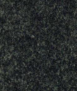Grå mörkgrå melerad gråmelerad nålfiltsmatta / mässmatta / montermatta / eventmatta - Gris F Chine 4899. Köp hel rulle eller måttbeställ storlek och form.