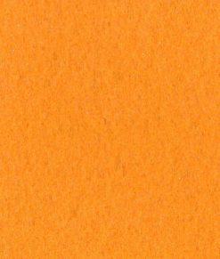 Orange nålfiltsmatta / mässmatta / montermatta / eventmatta - Orange 4970. Köp hel rulle eller måttbeställ storlek och form.