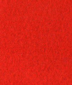 Röd nålfiltsmatta / mässmatta / montermatta / eventmatta / röda mattan - Rouge 4964. Köp hel rulle eller måttbeställ storlek och form.