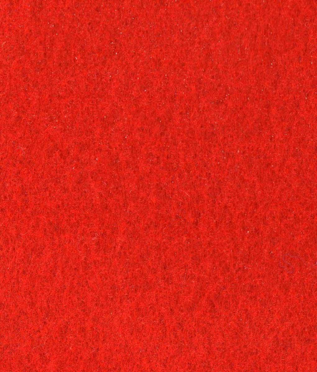 Röd nÃ¥lfiltsmatta – Rouge 4964 – Mässväggar.se