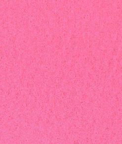 Rosa nålfiltsmatta / mässmatta / montermatta / eventmatta - Bonbon 2802. Köp hel rulle eller måttbeställ storlek och form.