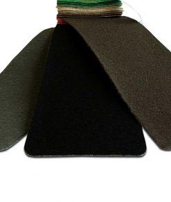 Svart nålfiltsmatta / mässmatta / montermatta / eventmatta - Noir 4961. Köp hel rulle eller måttbeställ storlek och form. Bra pris, snabb leverans Stockholm o Sverige