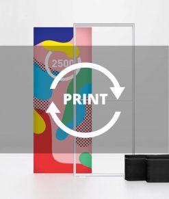 Nytt tryck till Pixlip GO Lightbox 100x250 cm. Snyggt högupplöst tryck på tyg / tygtryck. Enkel/dubbelsidig. Köp idag!