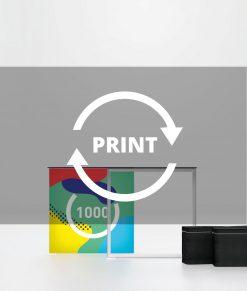 Nytt tryck / trygtryck till Pixlip GO Counter 100x100 cm. Köp idag!