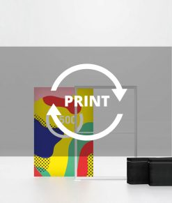 Köp nytt tryck / tygtryck till ljuslåda Pixlip Go Lightbox 100x150 cm.